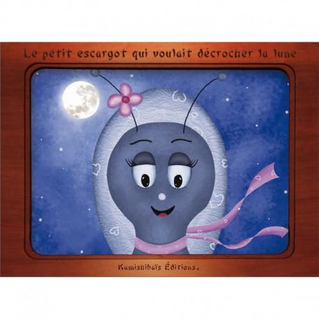 kamishibai Le petit escargot qui voulait décrocher la lune