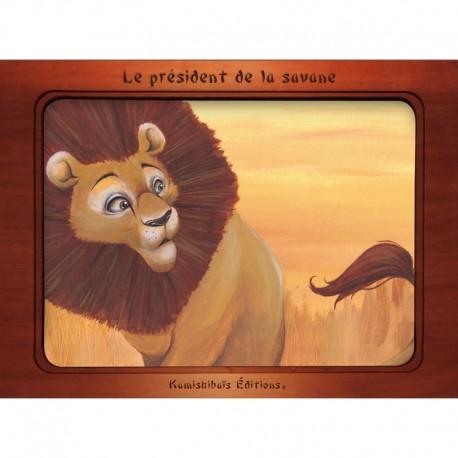 kamishibai Le Président de la savane