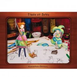 kamishibai Timéo et Soléa