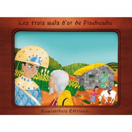 kamishibai Les 3 maïs d'or de Pisabamba